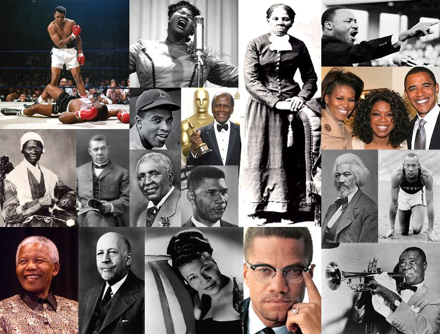 black history The many african american heritage sites protected and maintained by the  to  help celebrate black history month, explore a few of the more.